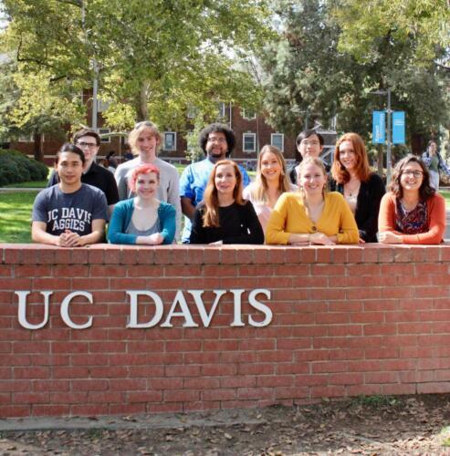 Group Photo, Fall 2021